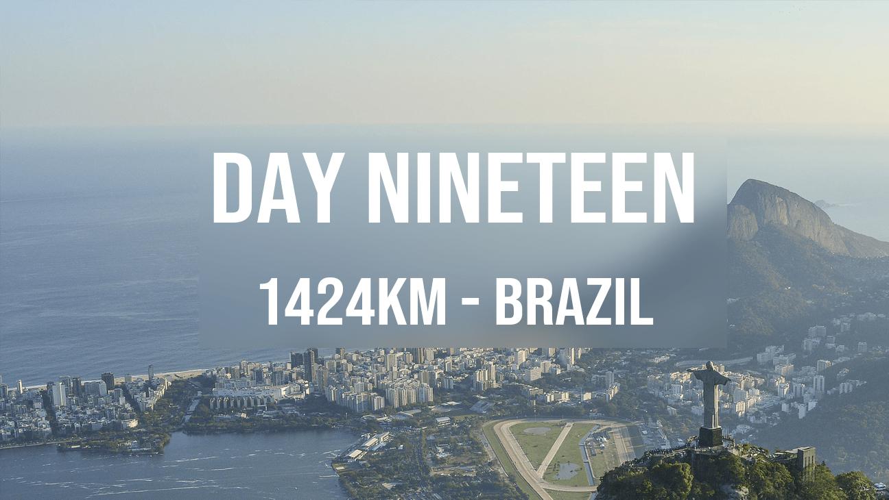 Day Nineteen